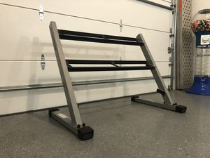 Large Nautilus Dumbbell Rack for Sale in Duvall, WA
