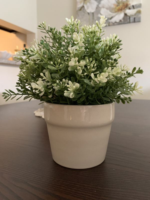 10x8 ikea artificial decoration plant with pot