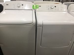 Kenmore washer dryer set for Sale in Lexington, NC