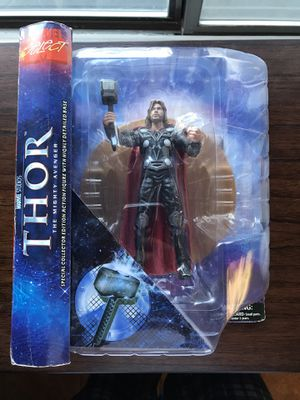 Thor Action Figure $20 for Sale in Ceres, CA