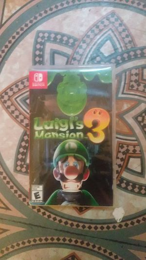Luigi's Mansion 3 for Sale in Milwaukee, WI