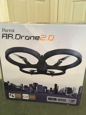 Parrot AR Drone 2.0 for Sale in Pasadena, CA