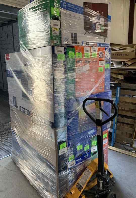Brand New ONN UHDTV! Open box w/ warranty 3J