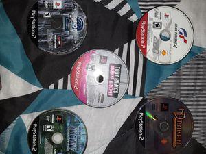 PS2 GAMES for Sale in Winter Garden, FL