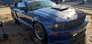 2008 Ford Mustang Shelby Gt Cash Or Trade for Truck Or Corvette for Sale in Poteet, TX