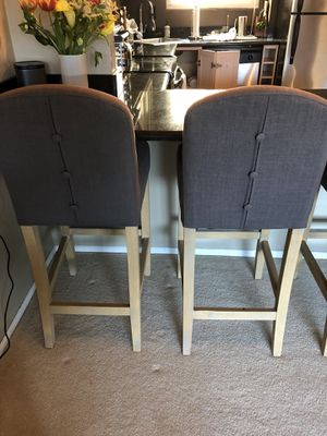 HD Buttercup Cam Dark Grey Barstools for Sale in San Francisco, CA