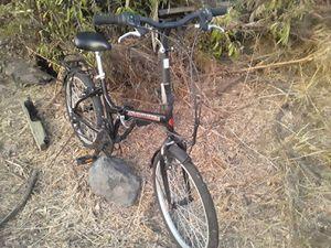 Adventurer fold up bike for Sale in San Jose, CA