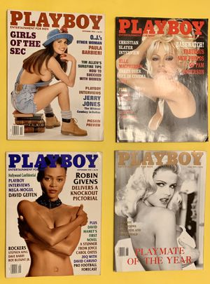 Playboy Magazine Collection Lot of 100 Vintage for Sale in Whittier, CA