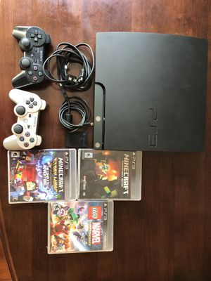 PS3 with BlueRay 🎮 for Sale in Long Beach, CA