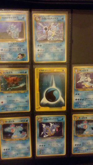Holo Japanes Pokemon cards for Sale in Franklin, TN