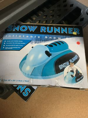 Snow Runner (have 2 sold separate) for Sale in Rehoboth, MA