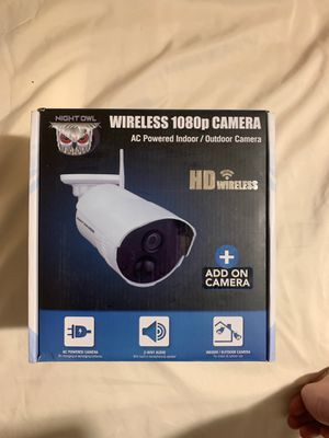 Home security camera for Sale in West Linn, OR