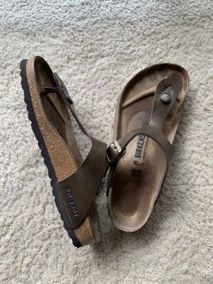 Birkenstock Gizeh - Grateful Toffee for Sale in Arlington, VA