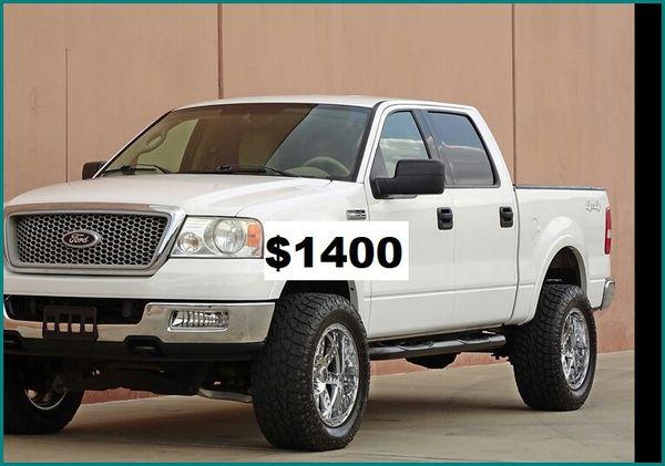 Price$1400 Ford F-150 Lariat