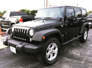 2014 Jeep Wrangler for Sale in Bellaire, TX