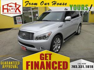 2014 INFINITI Qx80 for Sale in Manassas, VA