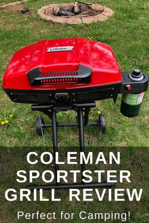 Coleman roadtrip sportster propane grill for Sale in Durham, NC