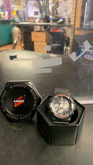 Casio G Shock GAS-100 Solar 5445 Watch for Sale in Morrisville, PA