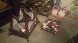Hello Kitty Baby playpen for Sale in Sanford, FL