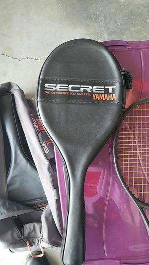 Secret-04 Yamaha tennis racket for Sale in Haines City, FL