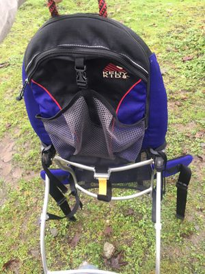 Kelty kids hiking backpack for Sale in Snohomish, WA