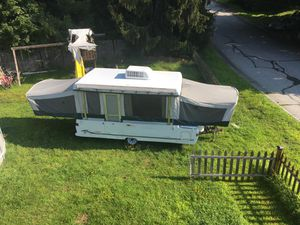 Coleman sun ridge camper for Sale in Lincoln, RI