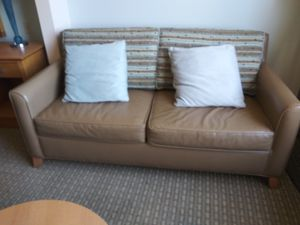 Sofa bed. Night stands..dressers.desk..lamps and more for Sale in Santa Clara, CA