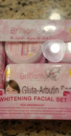 Whitening Facial Set New for Sale in Kaysville,  UT