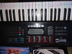 RockJam RJ761 keyboard for Sale in Olympia, WA