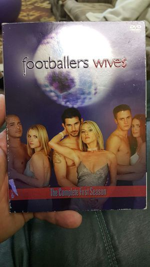 Footballers Wives Season 1 for Sale in Toddville, IA