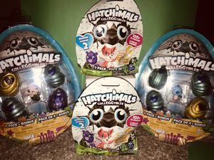 Hatchimals lot of 4 for Sale in Portland, OR