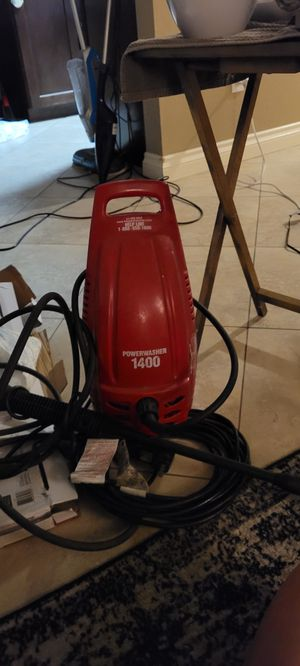 HD 1400 Pressure Washer for Sale in Carlsbad, CA