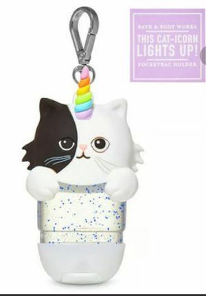 Caticorn Bath and Body Works Pocket Bac Holder and Clip for Sale in Hubert, NC