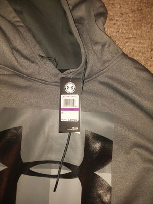 New Man Under Armour hoodie size 2XXL for Sale in Odenton, MD