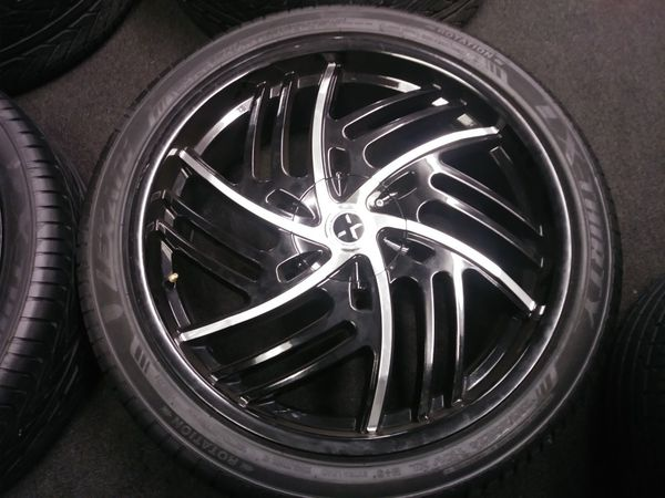 24 inch star wheels