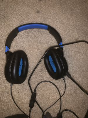 Turtle beach headset for Sale in Long Beach, CA