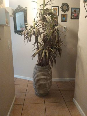 Large Heavy Decorative Fake Plant for Sale in Sanger, CA