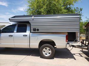 Popup truck camper all aluminum for Sale in Phoenix, AZ