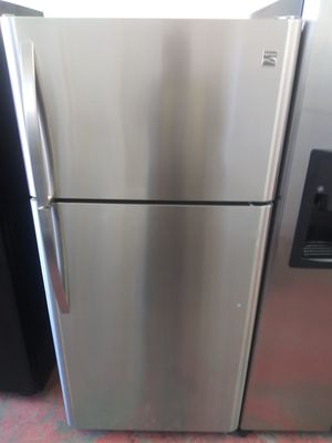 REFRIGUERADOR KENMORE ELITE STAINLES STEAL WIDE 30 HIGH 68 INCHS for Sale in Los Angeles, CA