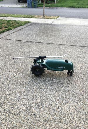 Orbit traveling sprinkler for Sale in Tacoma, WA