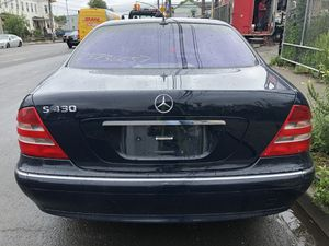 2002 Mercedes Benz S430 S500 RWD Parts for Sale in Queens, NY