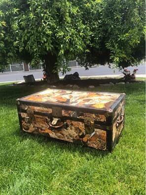 Beautiful trunk for Sale in American Fork, UT