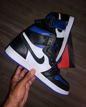 Air Jordan 1 royal toe size 9,5 deadstock for Sale in Miami, FL