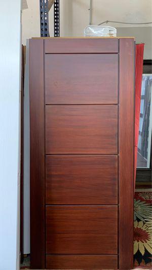 Solid Wood Exterior Door 36x80x1-3/4 for Sale in Miami, FL