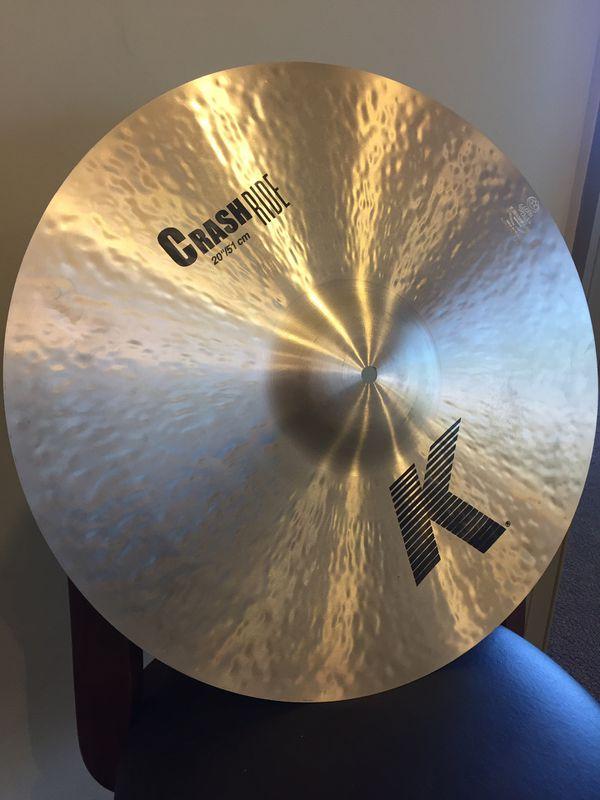 """Zildjian K 20"""" Crash/Ride Cymbal"""