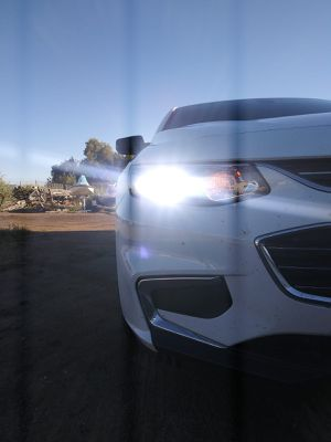 Original led headlight 1 year warranty with me free installation to most cars for Sale in Bloomington, CA