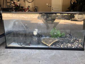 40 Gallon Fish/Turtle Tank for Sale in Midlothian, TX