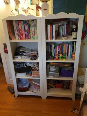 Ikea kids bookshelves x2 for Sale in Los Angeles, CA