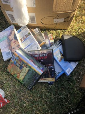 DVDs for Sale in Fresno, CA