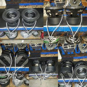 """Custom orion hcca 10"""" subwoofers for Sale in Union City, CA"""